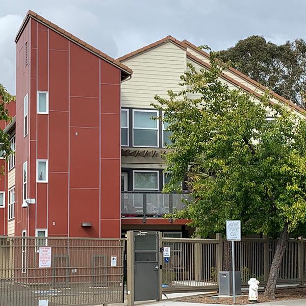 Church Lane Apartments