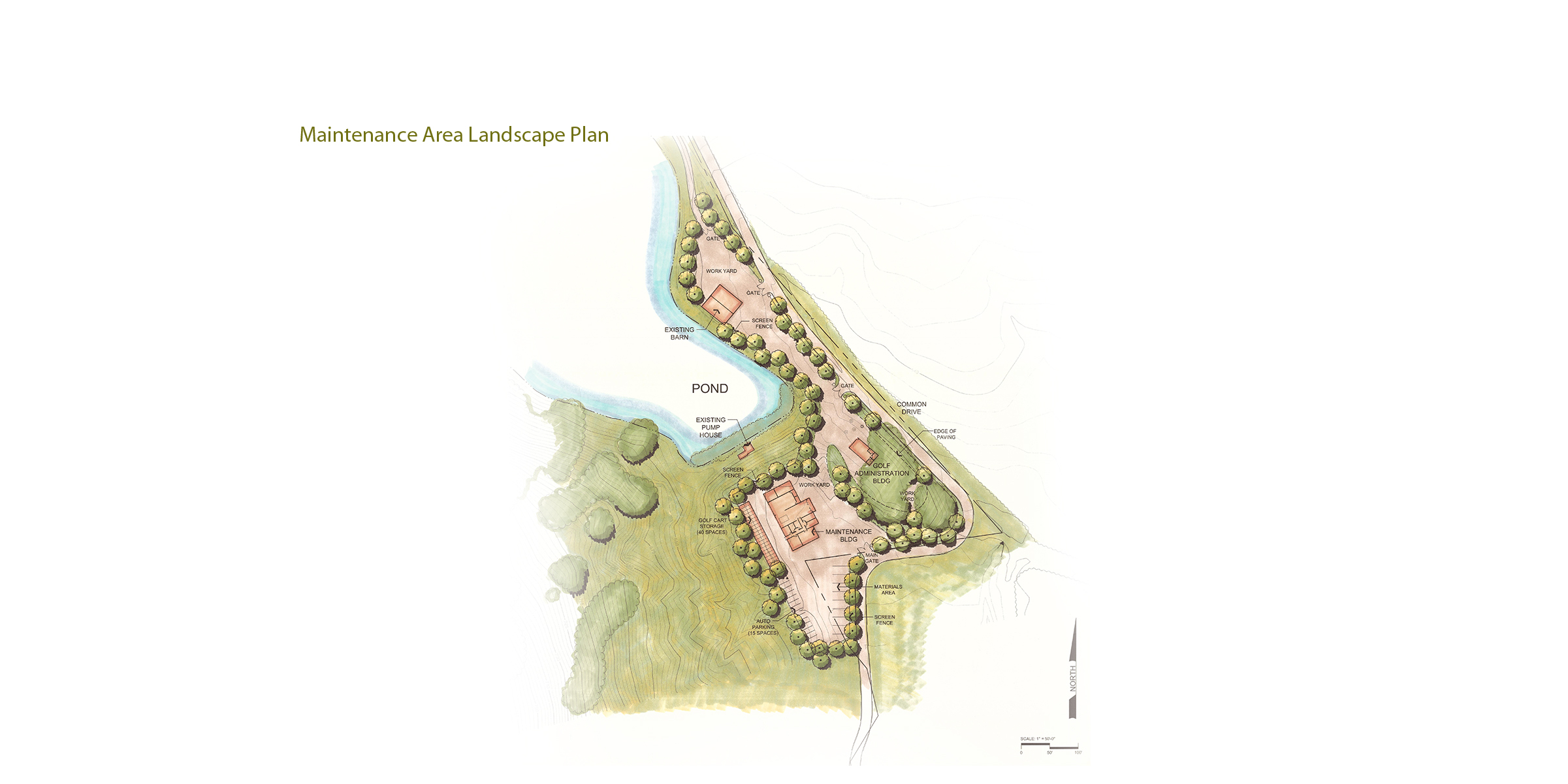 maintenance area landscape plan-drawing-01